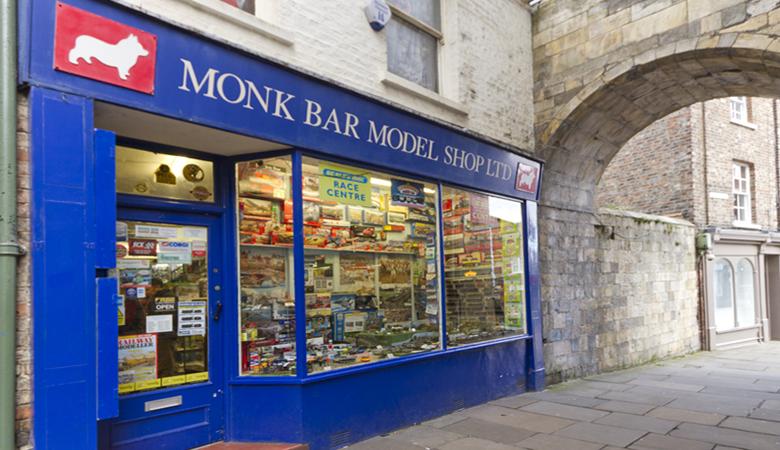 Monkbar Model Shop