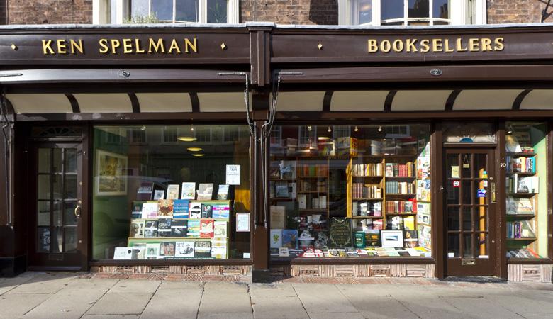 Ken Spelman Bookshop