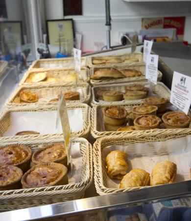 Ye Olde Pie & Sausage Shoppe