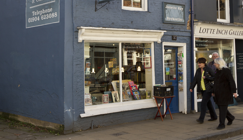 Janette Ray Booksellers