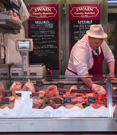 Swains Butchers