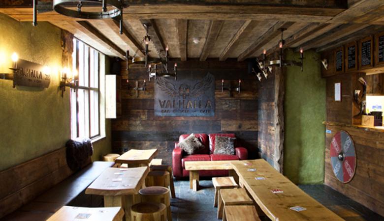 Valhalla York Bar & Cafe