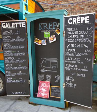 Krep Crepes & Galettes