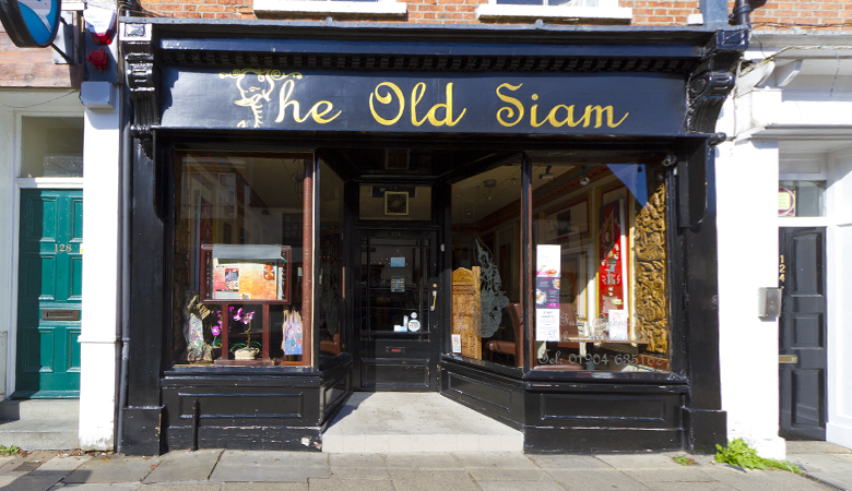 Old Siam