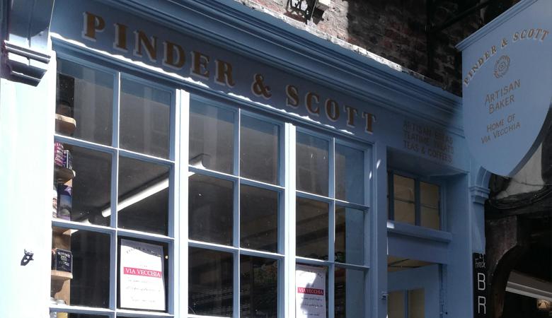 Pinder & Scott