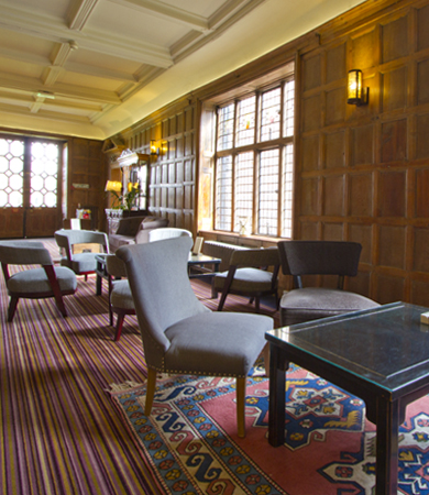 Grays Court Hotel and the Bow Room Restaurant