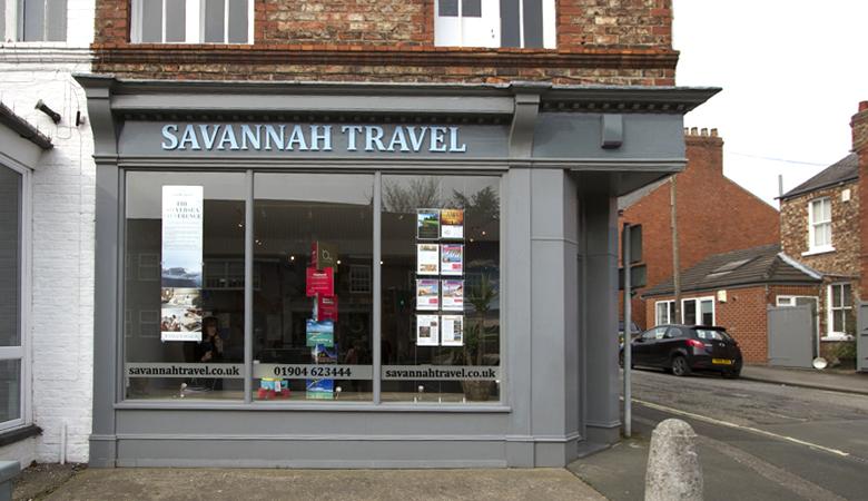 Savannah Travel