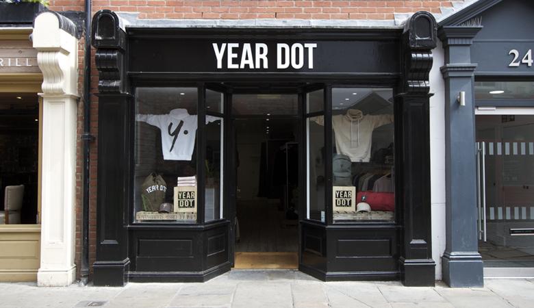 Year Dot