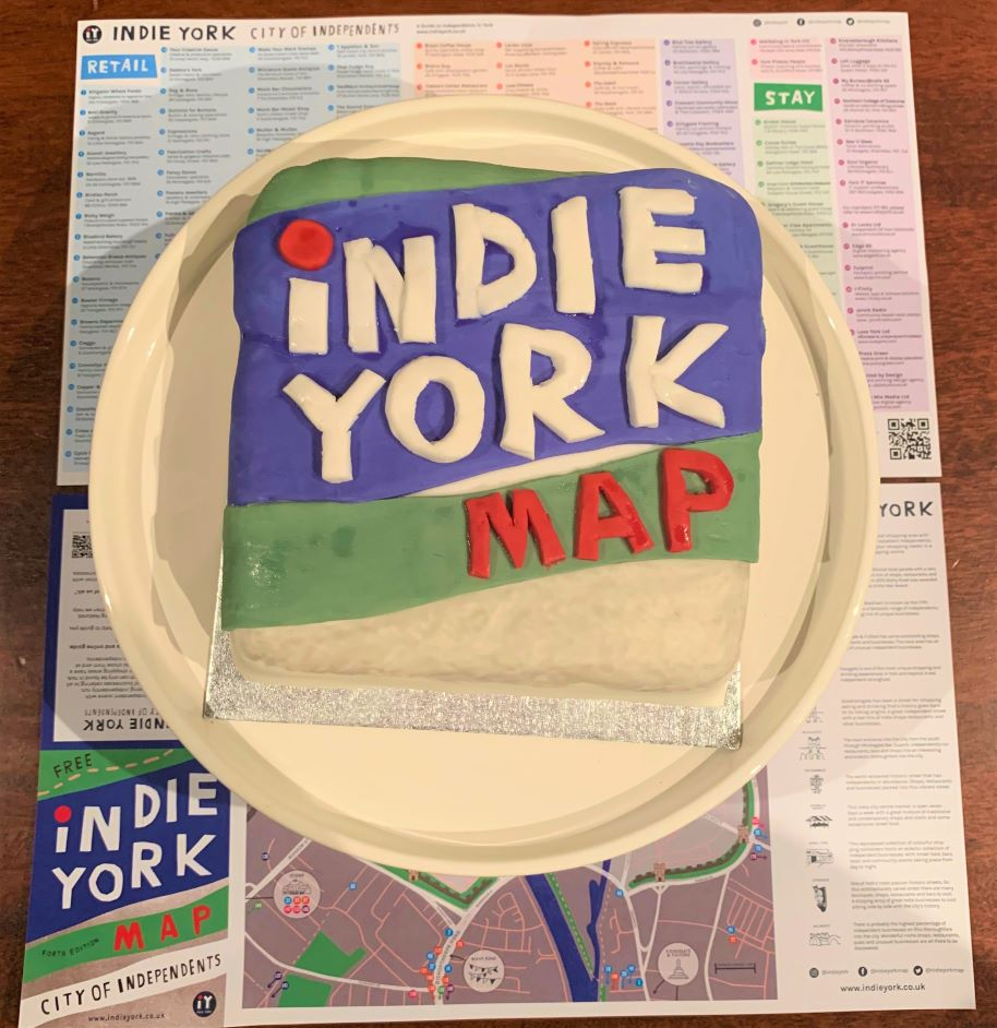 Indie York Festive Get Together and Map Launch